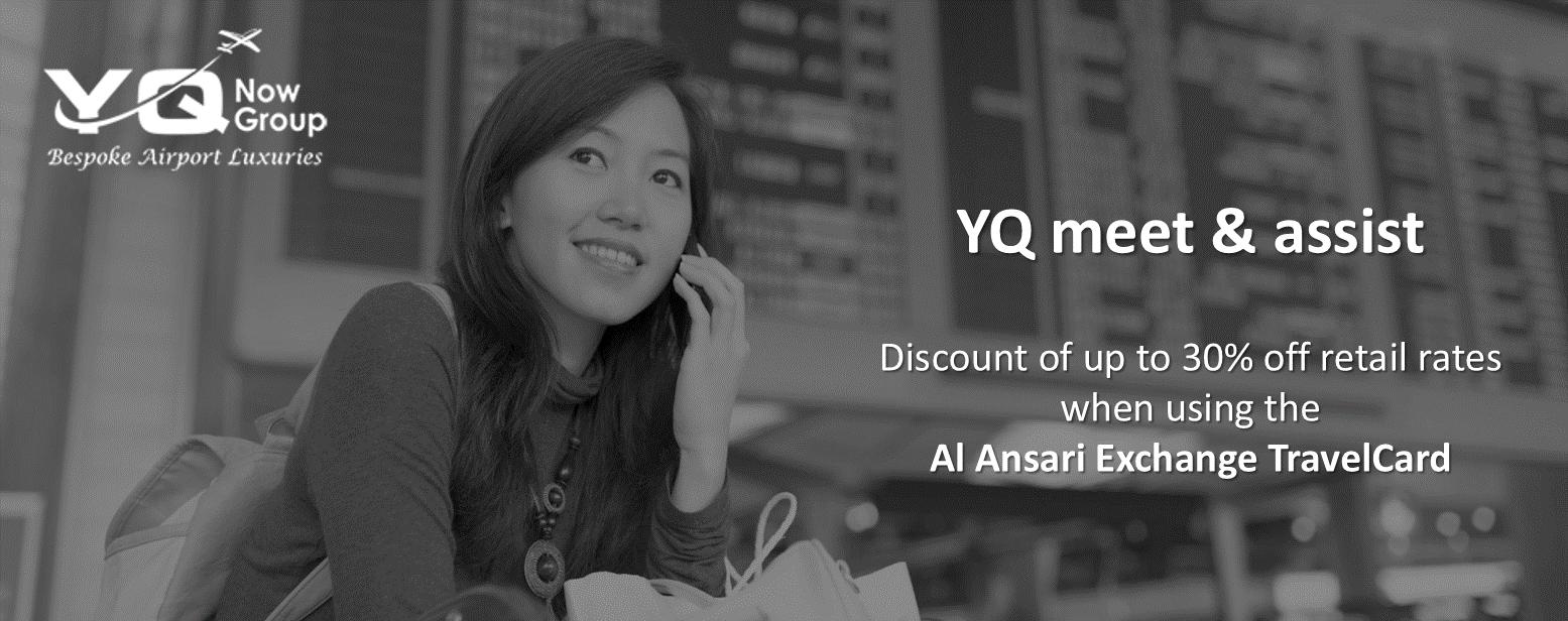 YQ meet & assist